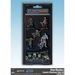 Starfinder RPG - Iconic Heroes Set 2 -EN