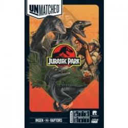Unmatched Jurassic Park InGen vs Raptors - EN