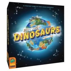 God's Love Dinosaurs - EN