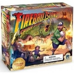 Fireball Island - Spider Springs - EN