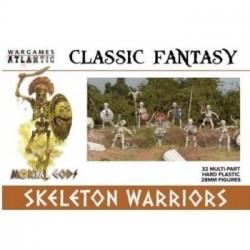 Classic Fantasy Skeleton Warriors (32) - EN