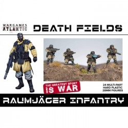 Death Fields Raumjäger Infantry (24) - EN