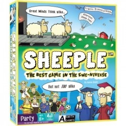 SHEEPLE: The Best Game in the Ewe-niverse - EN