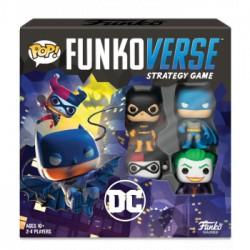 POP! Funkoverse - DC Comics - Base Set - EN