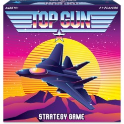 Top Gun Strategy Game - EN