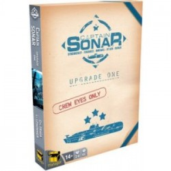 Captain Sonar: Upgrade One Expansion - EN