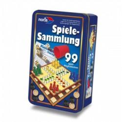 99iger-Spielesammlung in Metallbox - DE