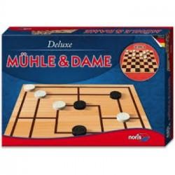 Deluxe - Mühle & Dame - DE