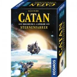 Catan - Sternenfahrer - Ergänzung 5-6 - DE