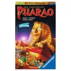 Der zerstreute Pharao - DE