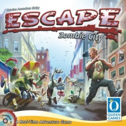 Escape: Zombie City - EN