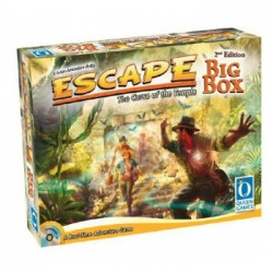 Escape: The Curse of the Temple - Big Box 2nd Edition - EN/DE
