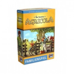 Agricola - Familienspiel - DE