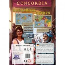 Concordia Balearica - Cyprus - EN/DE