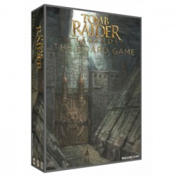Tomb Raider? Legends? - The Board Game - EN