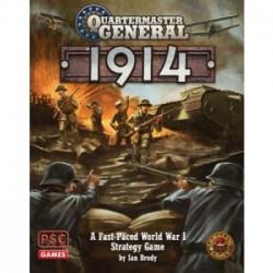 Quartermaster General: 1914 - EN