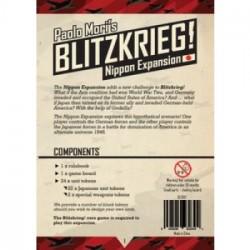 Blitzkrieg! Nippon Expansion - EN
