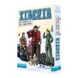 Siberia - Das Kartenspiel Rohstoffjagd im Permafrost