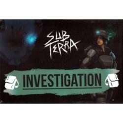 Sub Terra: Investigation - EN