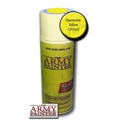 Army Painter Primer - Daemonic Yellow