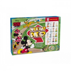 Disney Mickey & Friends - Wer hat die 6? - DE