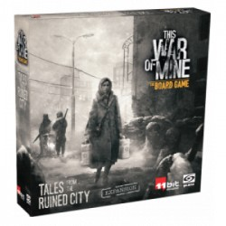 This War of Mine: The Board Game - Tales from the Ruined City Exp. - EN
