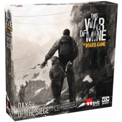 This War of Mine: The Board Game - Days of the Siege Expansion - EN