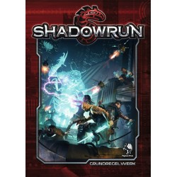 Shadowrun Regelbuch, 5.Ed.(HC)