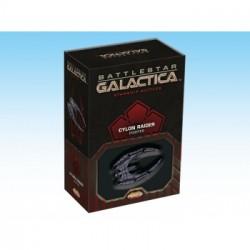 Battlestar Galactica Starship Battles - Cylon Raider Spaceship Pack - EN