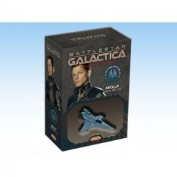 Battlestar Galactica - Spaceship Pack: Apollo's Viper MK.VII - EN