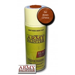 Army Painter Primer Fur Brown Spray