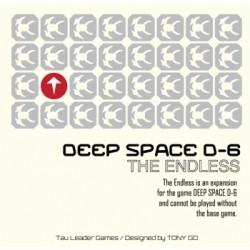 Deep Space D-6: The Endless - EN