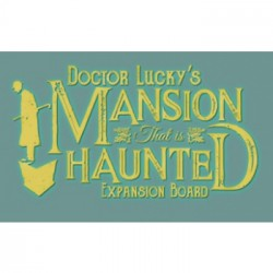 Doctor Lucky's Mansion that is Haunted Expansion Board - EN