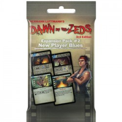Dawn of the Zeds (3rd Ed.) Expansion Pack 2 New Player Blues - EN