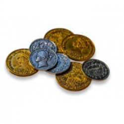 Nanty Narking - 50 Victorian Metal Coins