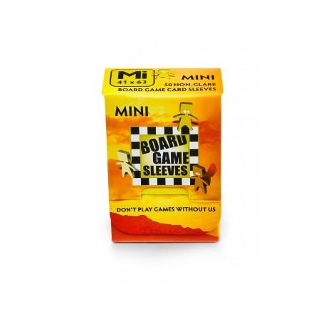 Board Games Sleeves - Non-Glare - Mini (41x63mm) - 50 Pcs