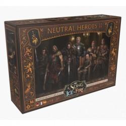 A Song of Ice & Fire - Neutral Heroes 2 (Neutrale Helden 2) - DE/SP/FR