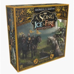 A Song of Ice & Fire - Baratheon Starterset Grundspiel - DE