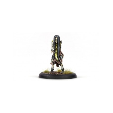 Guild Ball - Mortican Guild: Captain Mourn - The Nightmare - EN