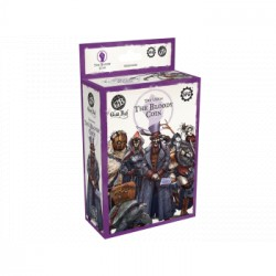 Guild Ball - The Union: The Bloody Coin - EN