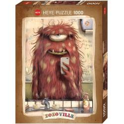 Puzzle Zozoville Selfie 1000T