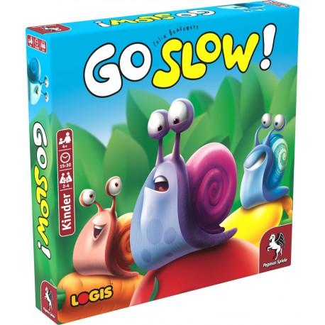 Go Slow!