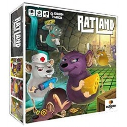 Ratland Conquest of the Sewer multilingual