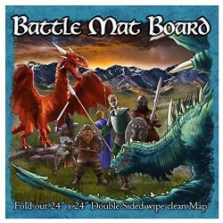 Battle Mat Board