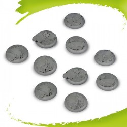 Drakerys: Accessory Set - 30mm Scenic Bases (10)