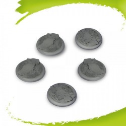 Drakerys: Accessory Set - 40mm Scenic Bases (5)