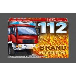 112 ? Brandgefährlich