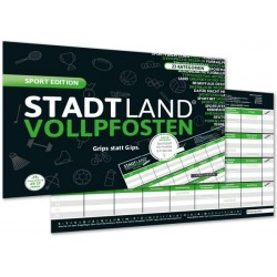 STADT LAND VOLLPFOSTEN ? SPORT EDITION (DinA4-Format)
