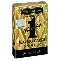 Playing Cards ? Gold Deck