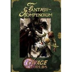 Savage Worlds - Fantasy Kompendium Hardcover